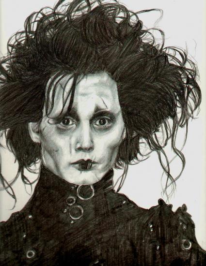 Johnny Depp by Kentcharm